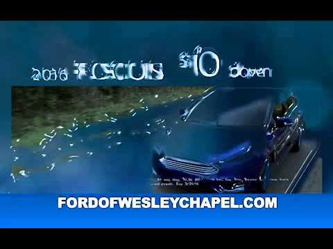 Parks Ford Spring Sales Event