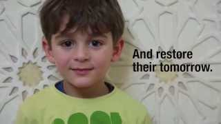 Syrian Refugee Children - they need your help