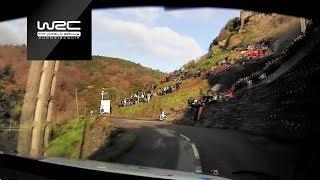 WRC - Tour de Corse 2018: Shakedown Onboard Meeke