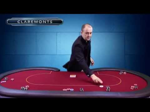 How to Play Texas Holdem Poker - The 1st Round of Betting