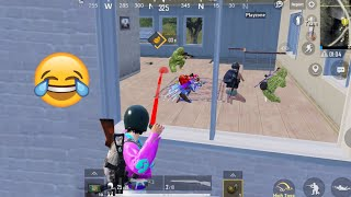 Best Trolling Of Noobs 🤣🤪 | PUBG MOBILE FUNNY MOMENTS