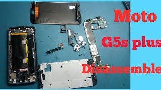 Moto G5s Plus XT1804 Frp Unlock Done Umt Dongle
