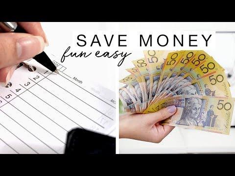 Easy & Fun Tips YOU NEED For Saving Money | ShopBack