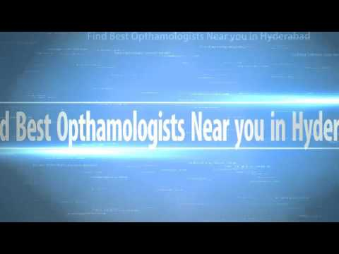 Hyderabad Ophthalmologists | Best Eye Specialists in Hyderabad