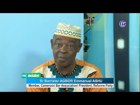 Xxx Mp4 THE INSIDE Guest BARRISTER AGBOR Emmanuel ASHU APRIL 28th 2019 EQUINOXE TV 3gp Sex