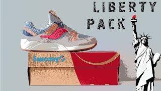 dbbe412fd94c Обзор кроссовок Saucony Grid 9000 Liberty Pack