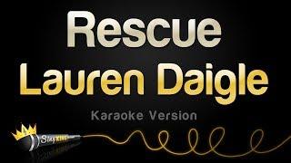 Lauren Daigle Rescue 28Karaoke Version 29