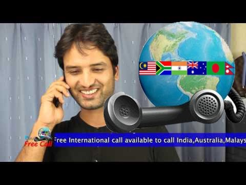 Make Free International Call from any Japan Mobile to 7 Country (Nepali Ad)