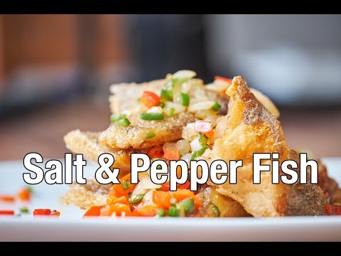 How to Make Salt & Pepper Fish | Belly on a Budget | Episode 2