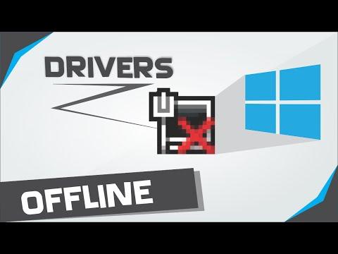 Como Baixa e Instalar Drivers Para PC sem Conexao com a Internet Offline [ATUALIZADO]