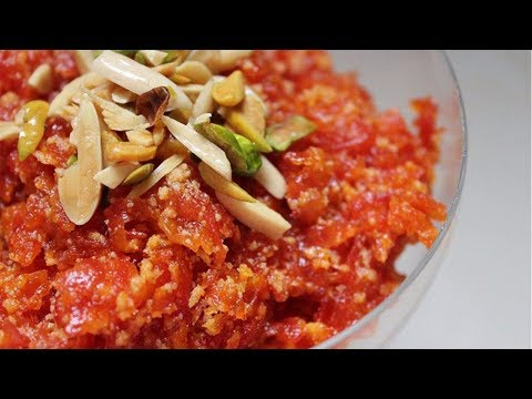 Gajar Ka halwa Recipe -Simple & Delicious Gajar Halwa | Carrot halwa Recipe