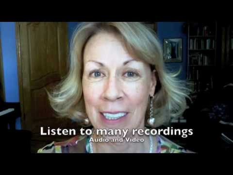 SINGING AFTER FORTY - Make the song your own! with Barbara Lewis -