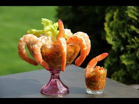 The Ultimate Shrimp Cocktail #TastyTuesdays | CaribbeanPot.com