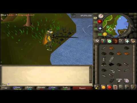 Kebbit Claw Fishing Example (110k+/hr)