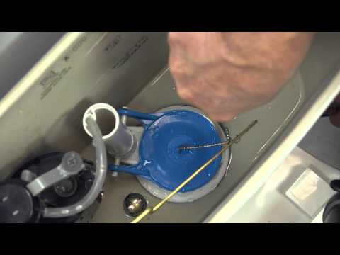 Keeney Universal Fit Flush Valve Kit Installation Video