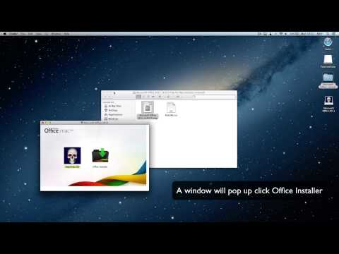 Download Microsoft Office for MAC Free