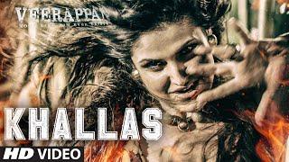 KHALLAS VEERAPPAN Video Song | Shaarib & Toshi Ft.Jasmine Sandlas | T-Series
