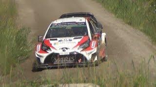 Toyota Gazoo Racing-WRC Rally Finland 2017