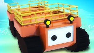 Evacuation Craft | 3D Vehicle Cartoon Cars | Videos For Children