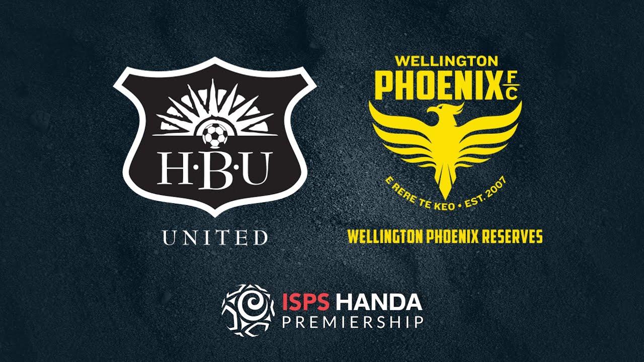 ISPS Handa Premiership Highlights | Hawke's Bay United vs Wellington Phoenix