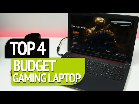 TOP ​4: ​Best Budget Gaming Laptop 2018