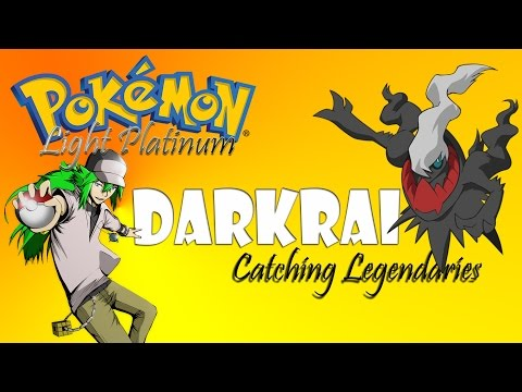 DARKRAI || Pokemon: Light Platinum