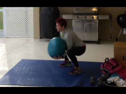 Burpees! Just Because Video Workout
