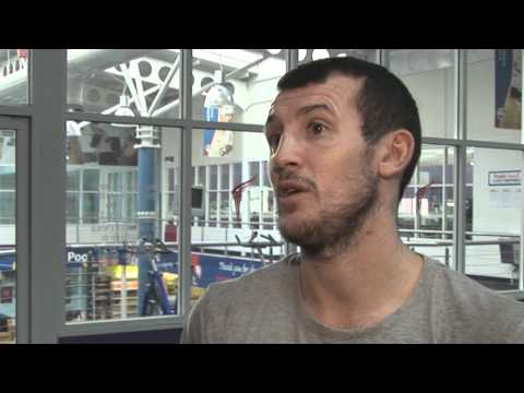 Derry Mathews interview with Bay TV Liverpool