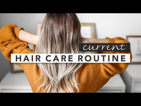 Current Hair Care Routine for Fine/Thin Hair