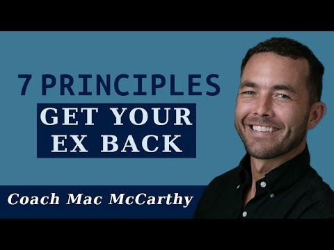 Coach Corey Wayne: 7 principles to get an ex back (Review)