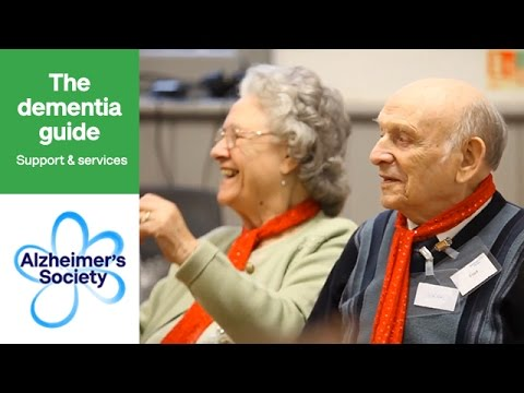 Support and services for people with dementia and carers: The dementia guide