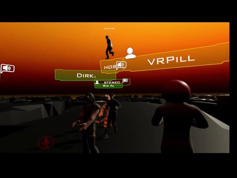 VRChat World - Surreal Hazard - SDK Show&Tell - 05