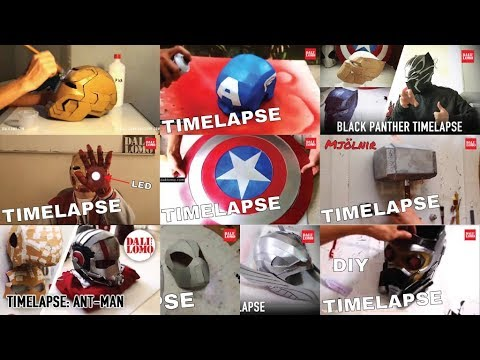 10 of My Favorite Marvel Avengers Projects #throwback #recap #1807