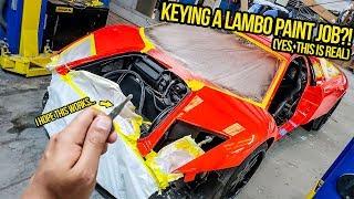 I KEYED My Fast & Furious Lambo