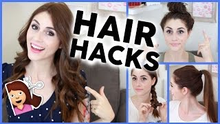 The 10 Best Hair Hacks You Need to Know