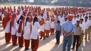 Cleanliness Drive Theme Song By AIFT