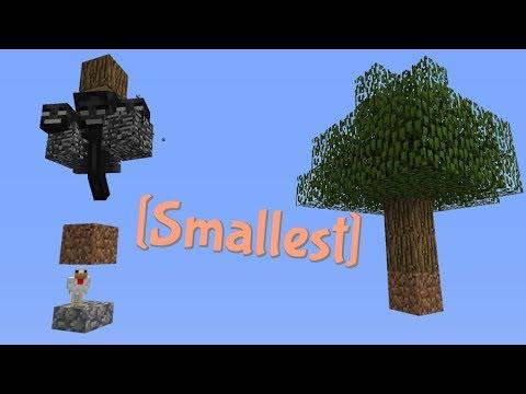 Extremely SMALL Auto Tree Farm! (only 5 blocks)- 1.12 Vanilla Survival
