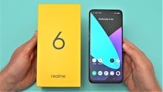 Realme 6 Review 90hz Smoothness For Just €219!