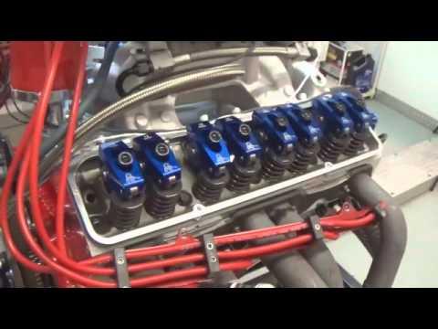 408 SBC 470HP CUSTOM STROKER ENGINE JACK KUNKEL