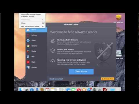 How Remove/Uninstall Advanced Mac Cleaner on Mac?