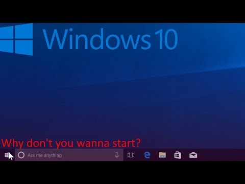 [Tutorial] How to Fix Windows 10 Start Menu