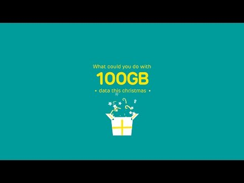 What can you do with 100GB?