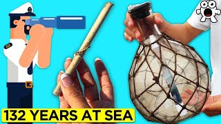 Amazing Messages Found In Bottles