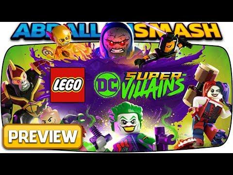 LEGO DC Super-Villains: E3 2018 PREVIEW! [Nintendo Switch/Xbox One/PS4/PC]