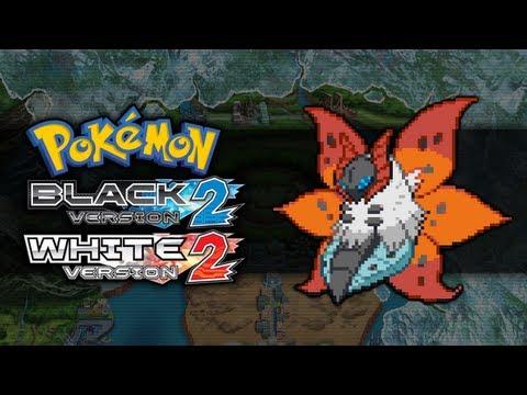 Pokemon Black 2 and White 2 | How To Get Volcarona