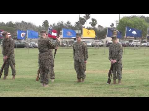 Iwo Jima Memorial Parade - 2/19/2013