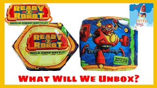 *BRAND NEW* | Ready2Robot | Series 1 | Slime Robot Battle Toys | Mystery Surprise Toy Opening |