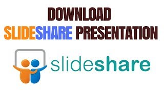 How To Download Slide/PPT/PDF in Slideshare Without Login or