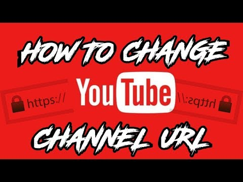 how to change/custom your url youtube channel name - cara mengubah url channel youtube