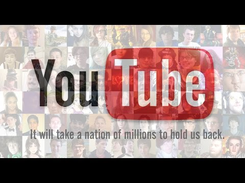 YouTubers Unite! | Collage in Photoshop Elements 10